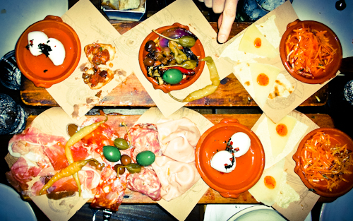 Jamie's Italian Planks