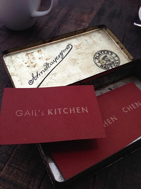 Gail's Kitchen